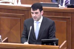 Chiril Gaburici - Il parlamento moldavo ha accettato le dimissioni del governo