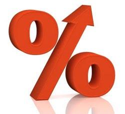 Il tasso d'interesse - Gli interessi sui prestiti in Lei moldavi continuano a crescere a causa di un forte serraggio della politica monetaria della Banca Nazionale della Moldova e dal raddoppiamento dei tassi sui depositi a termine