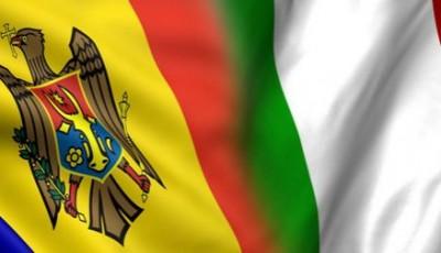 Moldova-Italia