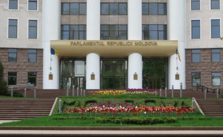 Parlamento di Chisinau