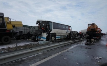 incidente sulla Kiev-Odessa