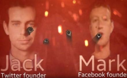 isis minaccia facebook e twitter