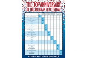American film festival programma