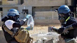 armi chimiche siria
