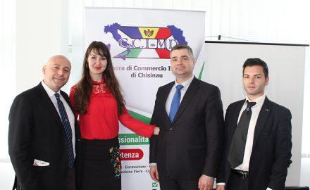Chisinau, festeggiati i dieci anni di attività della CCIMD