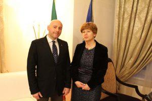 Intervista esclusiva all'Ambasciatrice d'Italia in Moldova S.E. Valeria Biagiotti