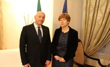 Intervista esclusiva SE Ambasciatrice italiana in Moldova dott.ssa Valeria Biagiotti
