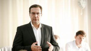 Marian Lupu - Moldova, Ucraina e Georgia formano piattaforma per comunicazione con Ue