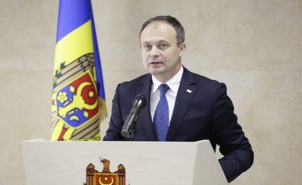 Presidente del Parlamento moldavo