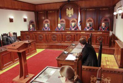 Corte Costituzionale della Moldova
