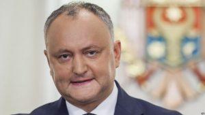 Igor Dodon non si arrende