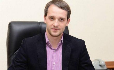 Il Ministro della Difese Eugen Sturza