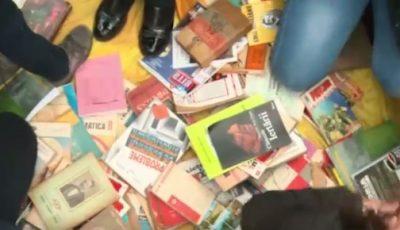 Libri donati in Moldova