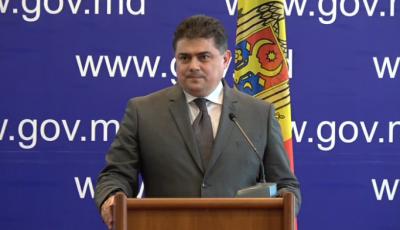 icepremier e ministro dell'Economia di Chisinau