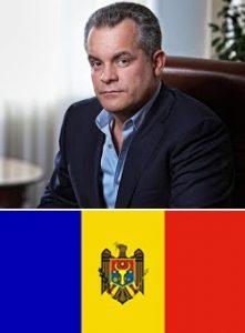 Vlad Plahotniuc, il leader del Pdm