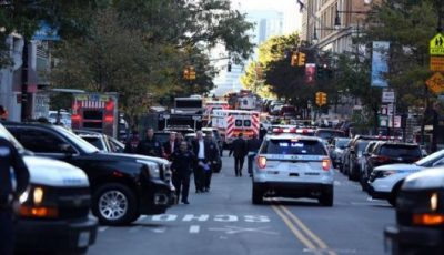 Attentato di New York del 31 ottobre 2017