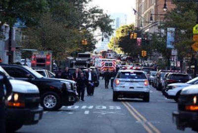 Attentato di New York del 31 ottobre 2017