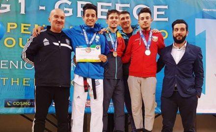 Open di Grecia di Taekwondo