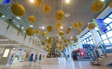 Aeroporto Internazionale di Chisinau a Natale