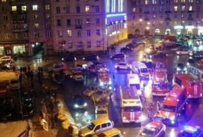 Attentato in Russia