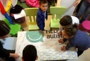 Centro per autismo a Chisinau