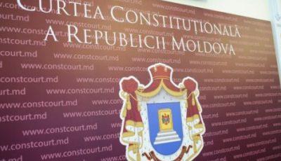 Corte Costituzionale della Repubblica di Moldova