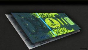 Nuova banconota da 5 Leu