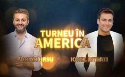 Tour in America