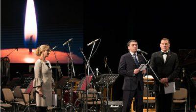 Spettacolo a Chisinau per vittime dell'Olocausto