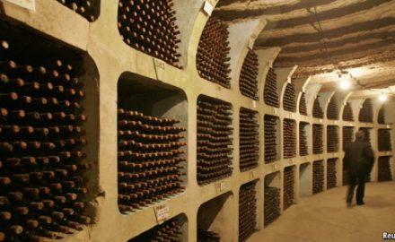 Cantina di vini in Moldova