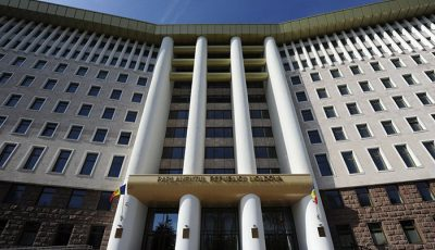 Parlamento moldavo