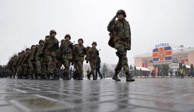 Sfilata dell'esercito moldavo