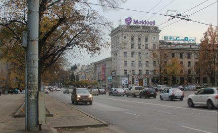 Strada di Chisinau