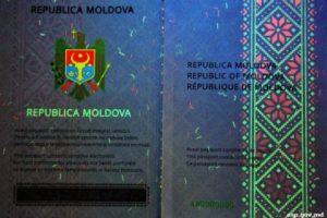 nuovo passaporto moldavo