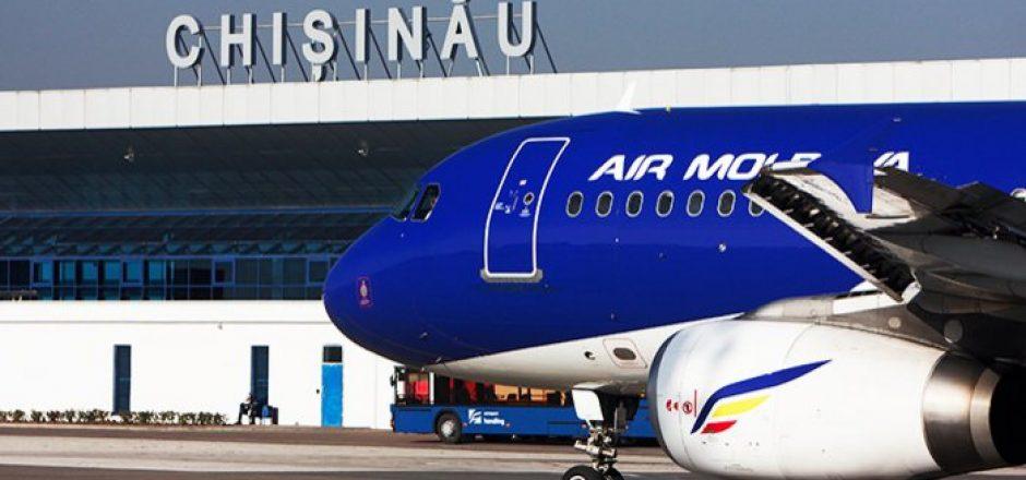 Air Moldova, Chisinau
