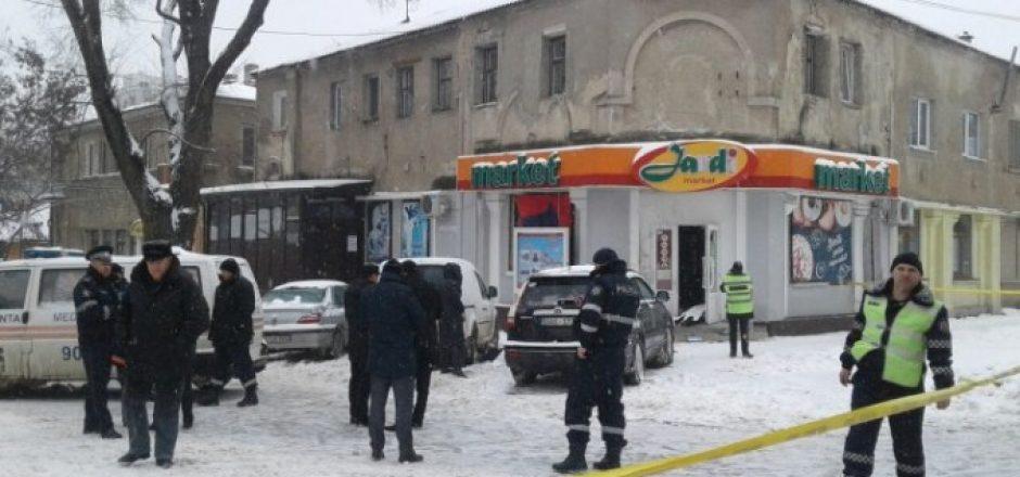 Bomba a Chisinau