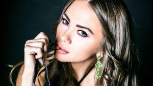 La Modella Anastasia Cecati