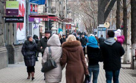 Popolazione di Chisinau