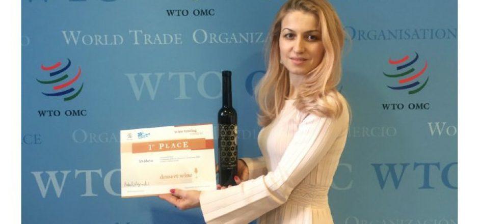 Premiazione del vino moldavo