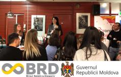"""Programul guvernamental """"Mărțișor de acasă"""" s-a desfășurat în orașele Haga și Bruxelles"""