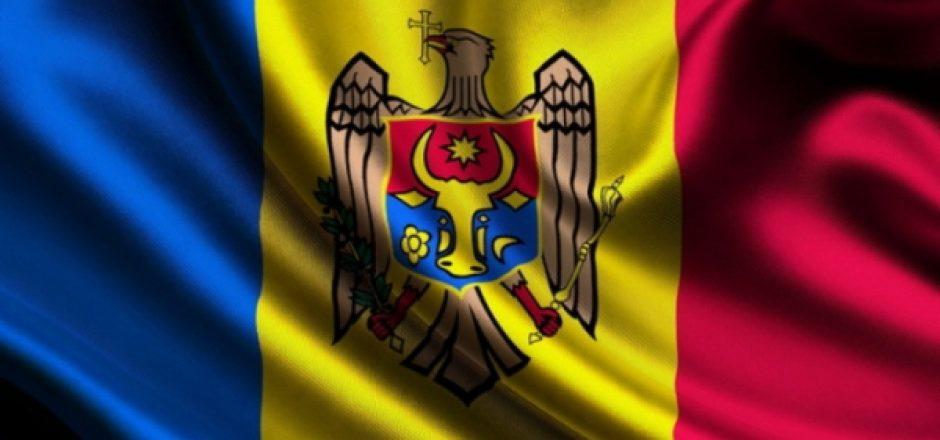 Bandiera della Moldova
