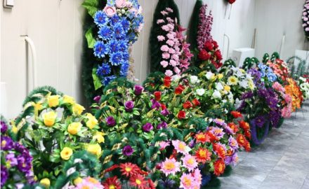 Fiori al Cimitero