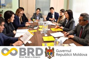 Schimb de bune practici între Republica Moldova și Republica Kârgâzstan în domeniul diasporei