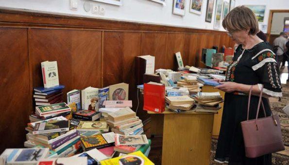 Donazione di libri italiani
