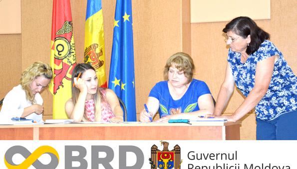 BRD a desfa?urat cea de-a III-a runda de instruiri privind includerea domeniului diaspora, migra?ie ?i dezvoltare în programele de dezvoltare locala