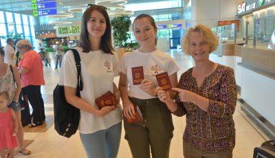 Cetățenii din diasporă primesc, și în acest an, pașaportul turistului