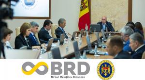 """Guvernul va sprijini inițiativele diasporei, în cadrul Programului """"DAR 1+3"""""""