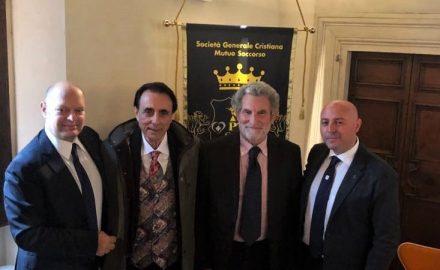 Maurizio Cirillo, Giuseppe Arnò, Goffredo Palmerini, Paolo Trotta.