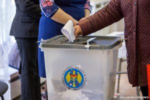 Elezioni in Moldova
