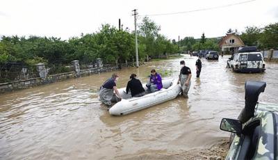 Ucraina i ringraziamenti ai Paesi che hanno offerto aiuti dopo inondazioni